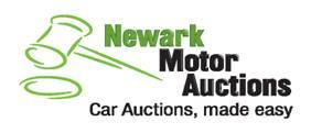 logo for Newark Motor Auctions